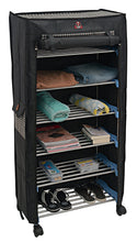 Load image into Gallery viewer, PARASNATH Trendy Cloth Shoe Rack with 6 Shelves - PARASNATH MADE IN INDIA