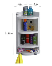 Load image into Gallery viewer, Parasnath Caddy Small Heavy Corner Cabinet Shelf - PARASNATH MADE IN INDIA
