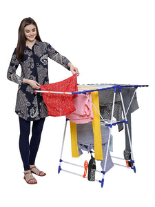 PARASNATH Winsome Modular Cloth Dryer Stand - Pre-Assembled, Foldable - PARASNATH MADE IN INDIA