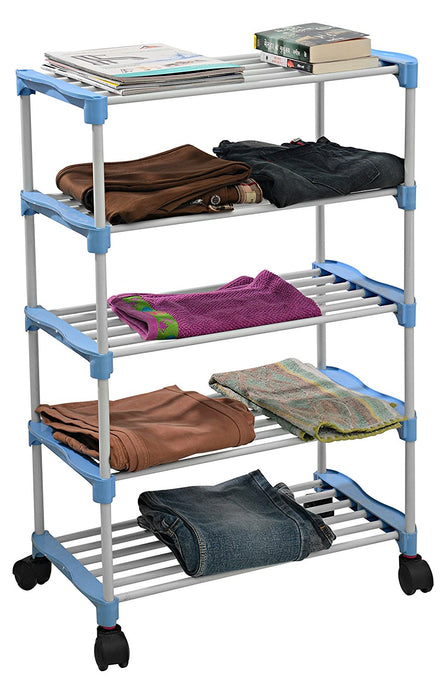 PARASNATH Smart Shoe Rack with 5 Shelves - PARASNATH MADE IN INDIA