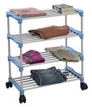Load image into Gallery viewer, PARASNATH Smart Shoe Rack with 4 Shelves - PARASNATH MADE IN INDIA