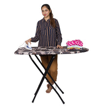 "Load image into Gallery viewer, Parasnath  Folding Large Ironing Board Table 15"" X 48"" (Colour May Vary, Multi-Color) - PARASNATH MADE IN INDIA"