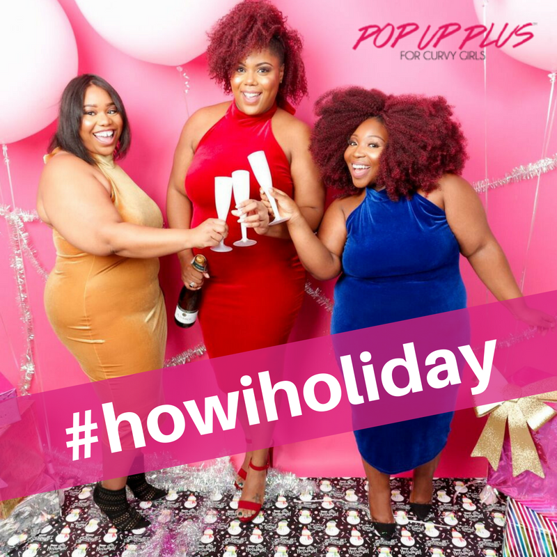 PopUpPlus Presents: #howiholiday