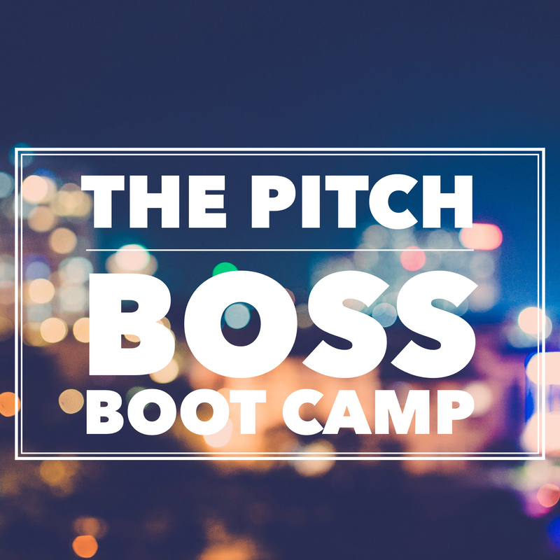 The Pitch Boss BootCamp