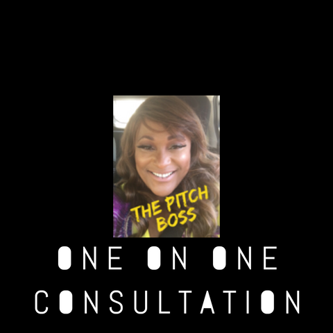 Pitch Boss One on One Consultations