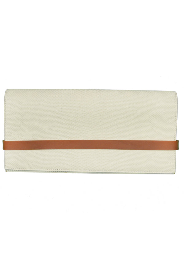 HELMUT LANG OFF WHITE WALLET