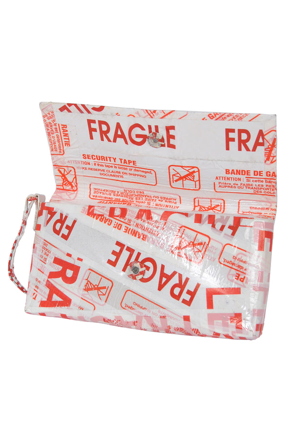 MARGIELA FRAGILE CLUTCH 2006