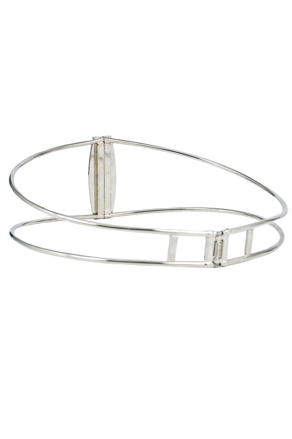 MARGIELA WIRE CAGE BELT