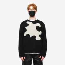 Load image into Gallery viewer, MOHAIR PUZZLE SWEATER