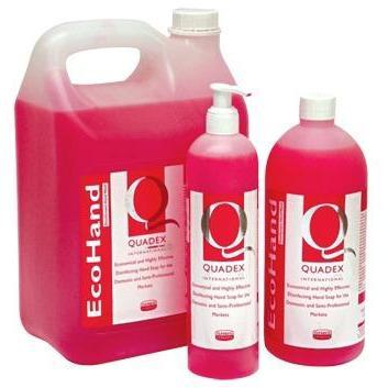 EcoHand Liquid Sanitising Hand Wash - Quadex General