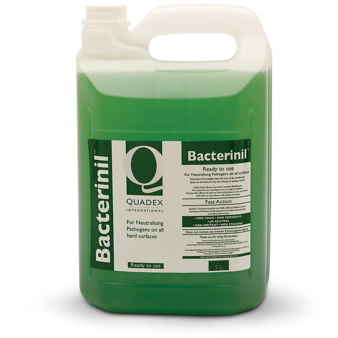 Bacterinil® - Quadex General