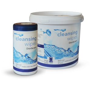 Cleansing Wipes - Quadex General