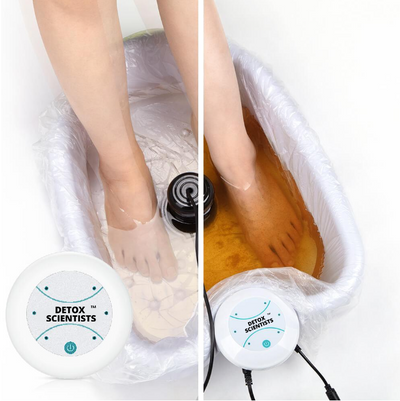 Detox Scientists Ionic Detox Foot Spa™
