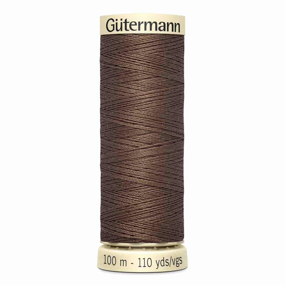 Fil Polyester GÜTERMANN 100m - #551 - Cacao