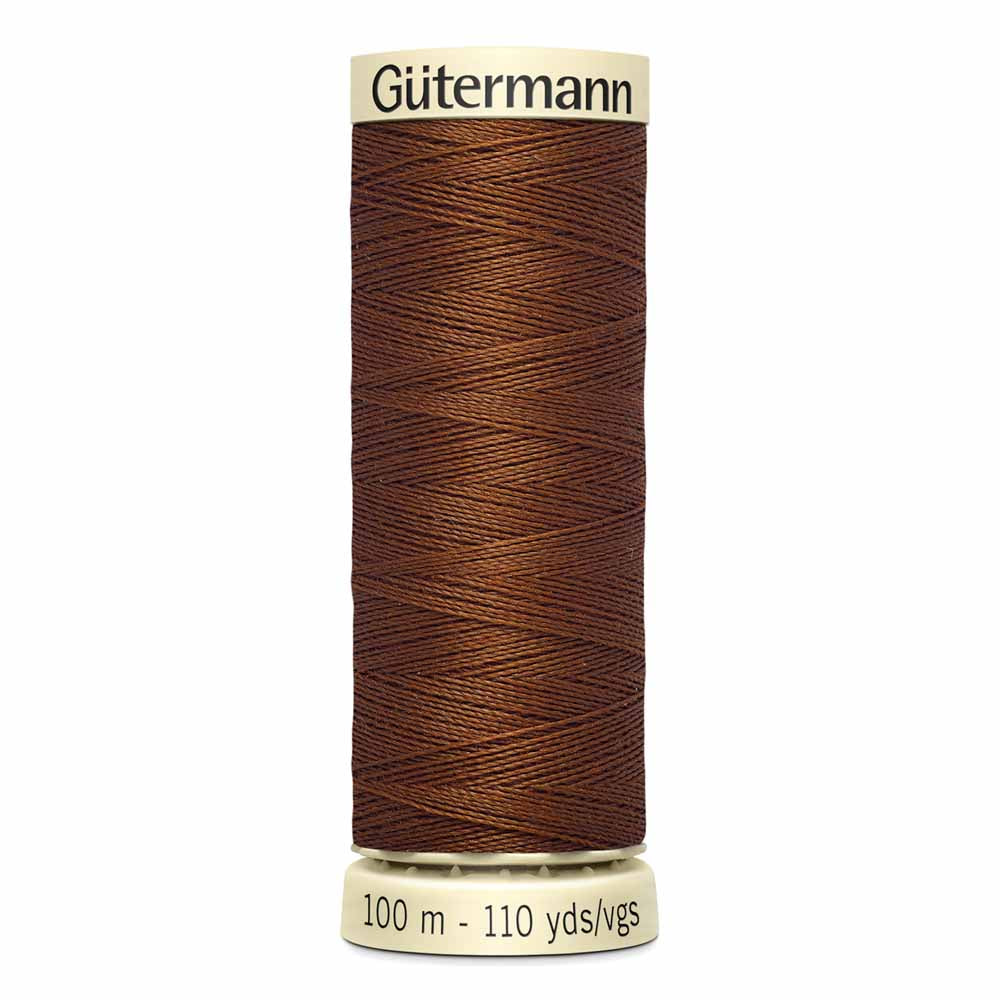 Fil Polyester GÜTERMANN 100m - #554 - Cannelle