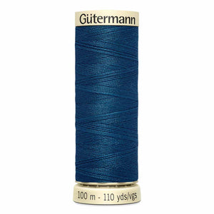 Fil Polyester GÜTERMANN 100m - #637 - Nord arctique