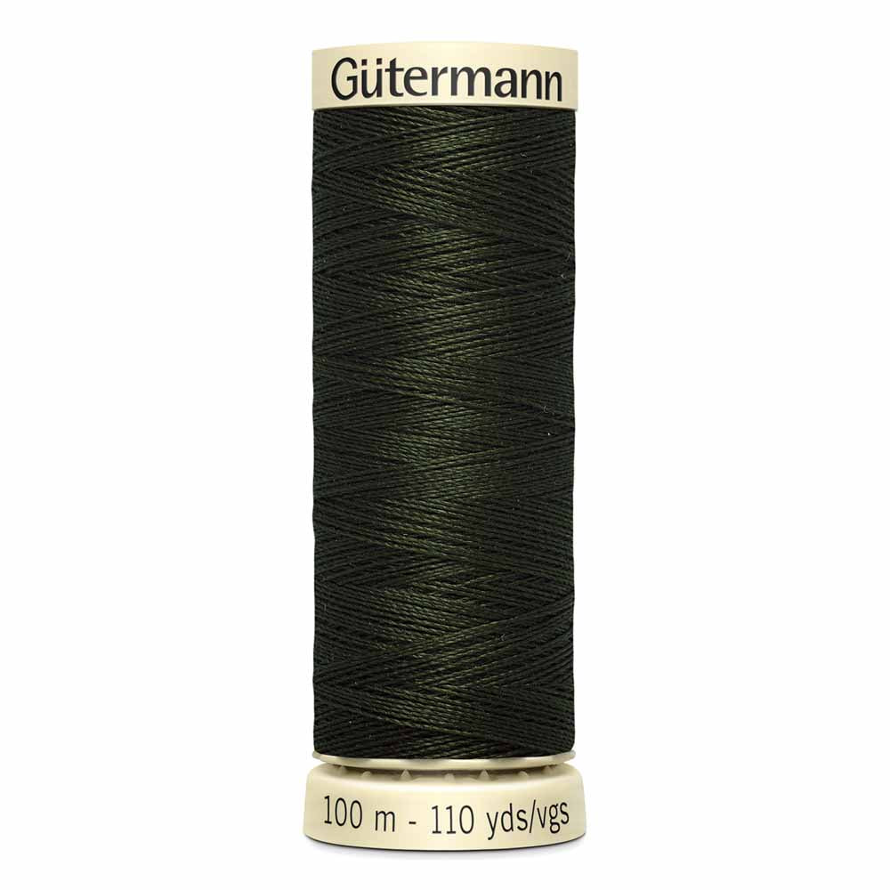Fil Polyester GÜTERMANN 100m - #793 - Feuillage persistant