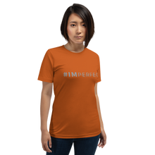 Load image into Gallery viewer, #IMPERFECT Unisex T-shirt (more colors available)