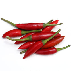 Chillies Small Red (Min 100g)