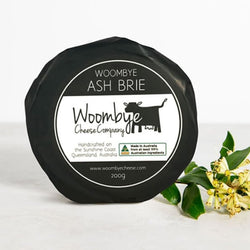 Cheese Ash Brie by Woombye