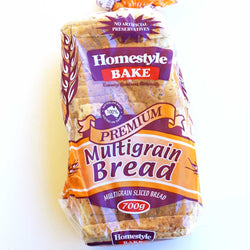 Bread Multigrain 700g by Homebake