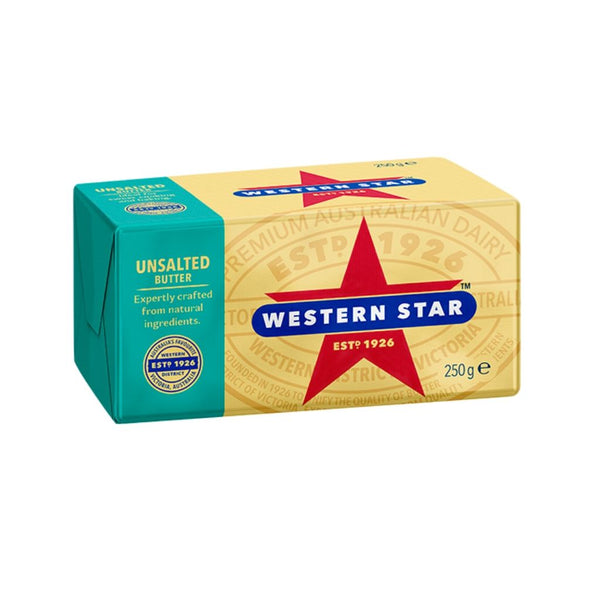 Butter Unsalted by Western Star
