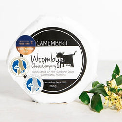 Cheese Camembert by Woombye
