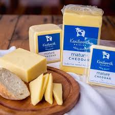 Cheese Mature Cheddar 250g | Kenilworth Dairies