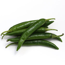 Chillies Hot Long Green (Each)