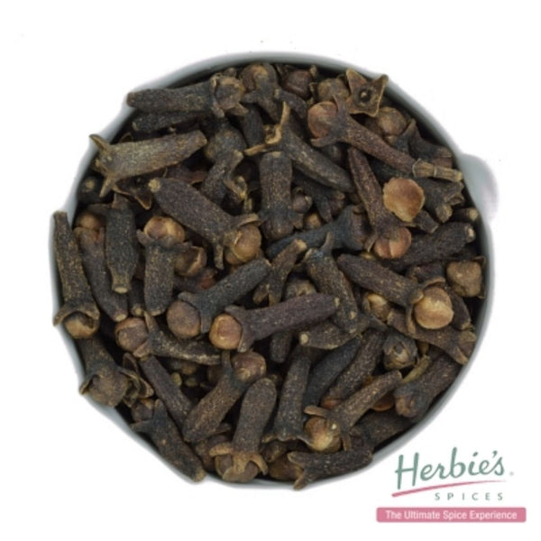 Spice Cloves Whole Small 20g | Herbie's Spices