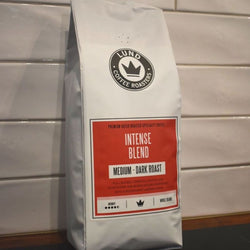Coffee Beans Intense Blend 1kg by Lund Coffee Roasters
