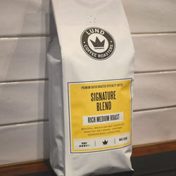 Coffee Beans Signature Blend 1kg by Lund Coffee Roasters