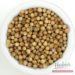 Spice Coriander Seeds Whole Small Aust 25g | Herbie's Spices