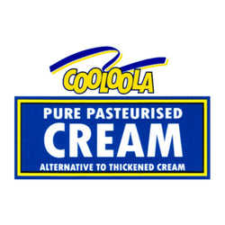 Cream Cooloola Pure Pasteurised 500ml