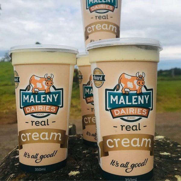 Cream by Maleny Dairies