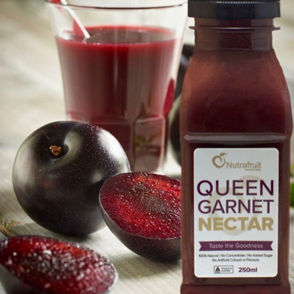 Juice Queen Garnet Nectar 10-pack by Nutrafruit