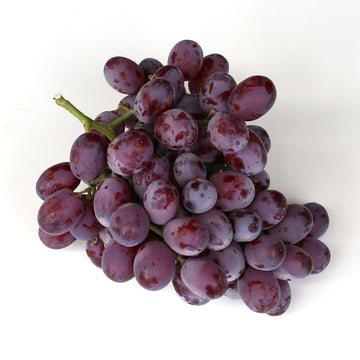 Grapes Red Seedless (Min 500g)