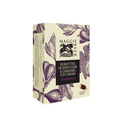 Ice Cream Sticks Burnt Fig Honeycomb Caramel 6 Pack by Maggie Beer