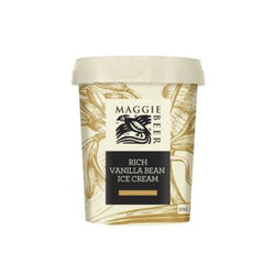 Ice Cream Rich Vanilla Bean 500ml by Maggie Beer