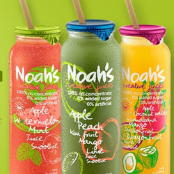 Smoothie Apple Watermelon Mint Juice | Noah's Juice
