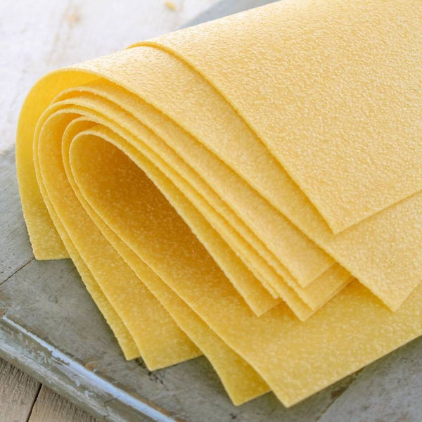 Fresh Pasta Lasagna Sheets 500g | The Pasta Company