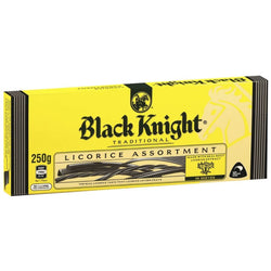 Licorice Traditional 180g by Black Knight