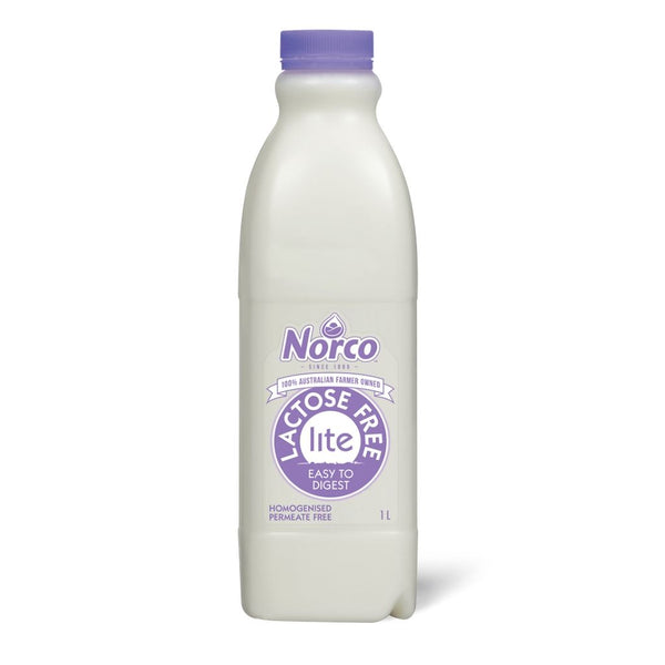 Milk Lactose Free 1L by Norco