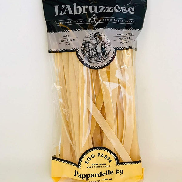 Pasta Dry Pappardelle by L'Abruzzese