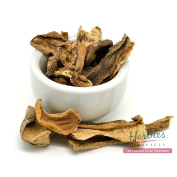 Spice Porcini Mushrooms Whole Large 15g | Herbie's Spices