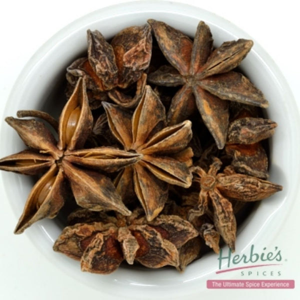 Spice Star Anise Whole Small 15g | Herbie's Spices