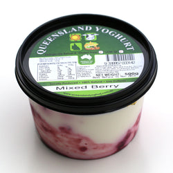 Yoghurt Mixed Berry by QYC