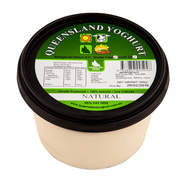 Yoghurt Natural by QYC