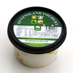 Yoghurt Passionfruit by QYC