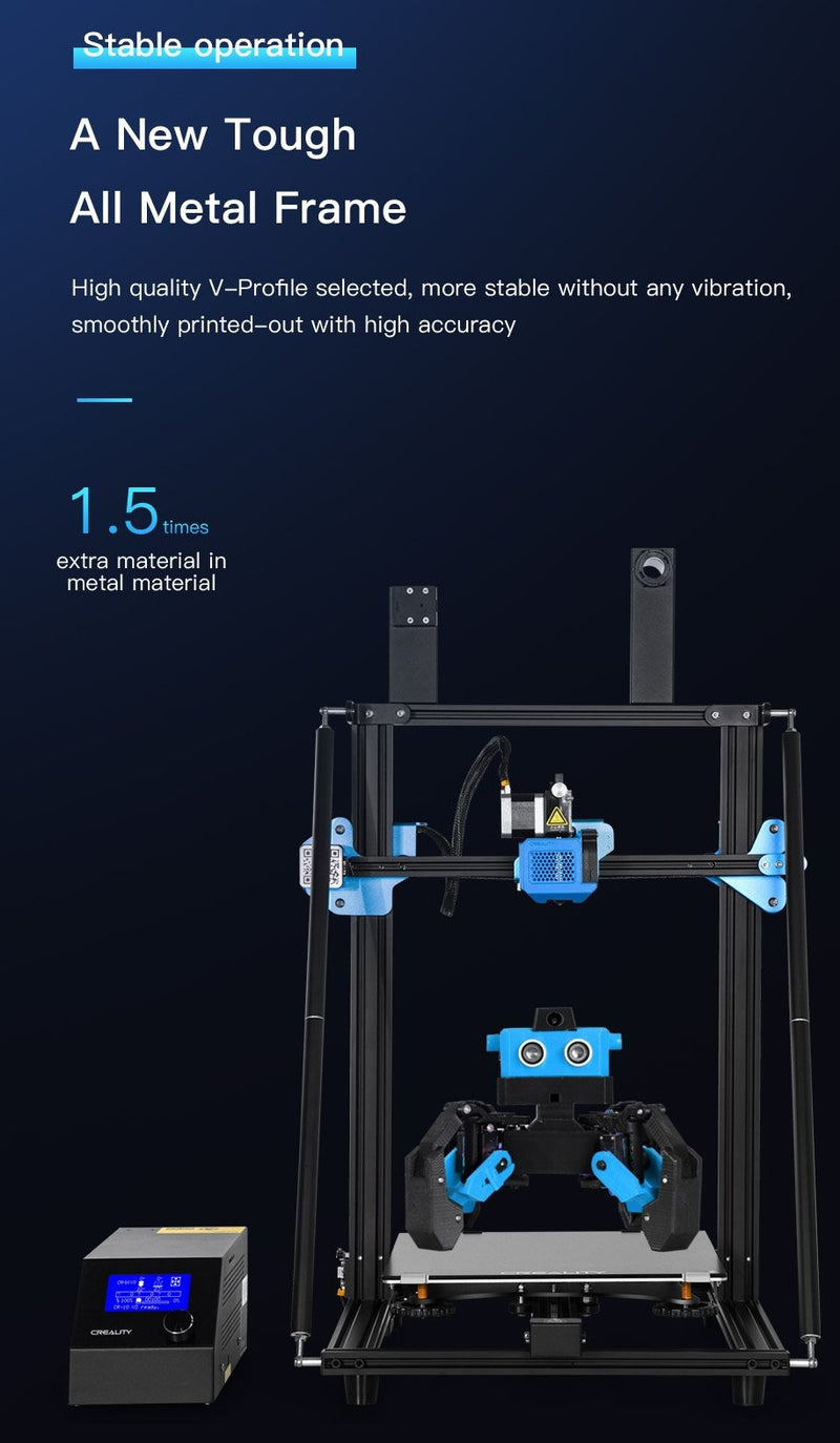 Creality CR-10 V3 - IN STOCK NOW
